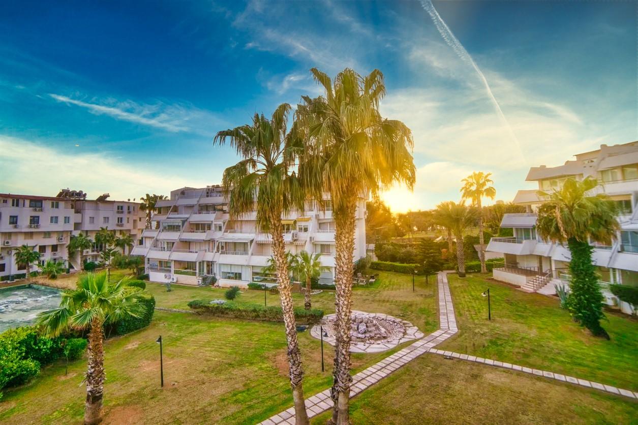 Квартира 2+1 в жилом комплексе у берега Средиземного моря - Фото 4