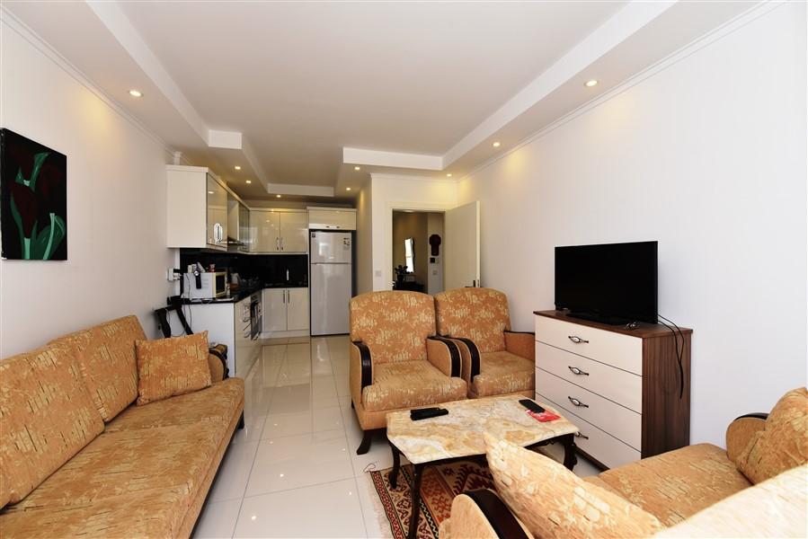 Меблированная квартира 2+1 у пляжа Клеопатры в Аланье - Фото 5