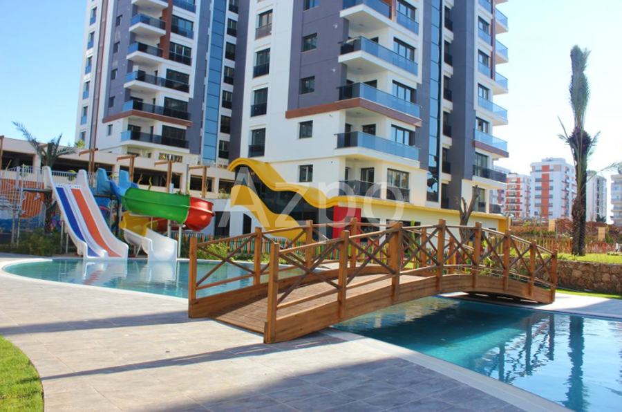 Квартиры в новом комплексе в районе Кепез - Фото 6