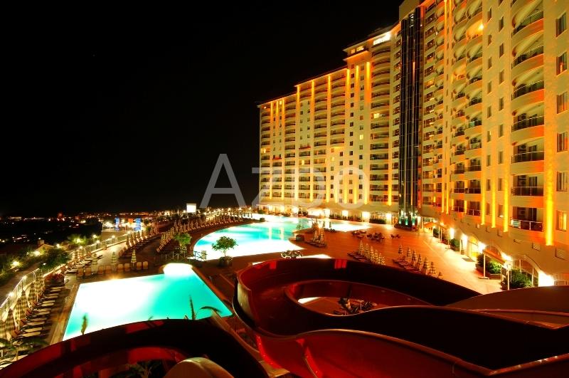 Меблированная квартира в комплексе Каргыджак - Фото 15