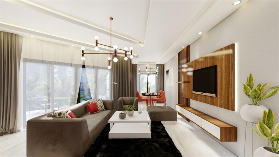 Роскошные видовые квартиры в Махмутларе - Фото 20