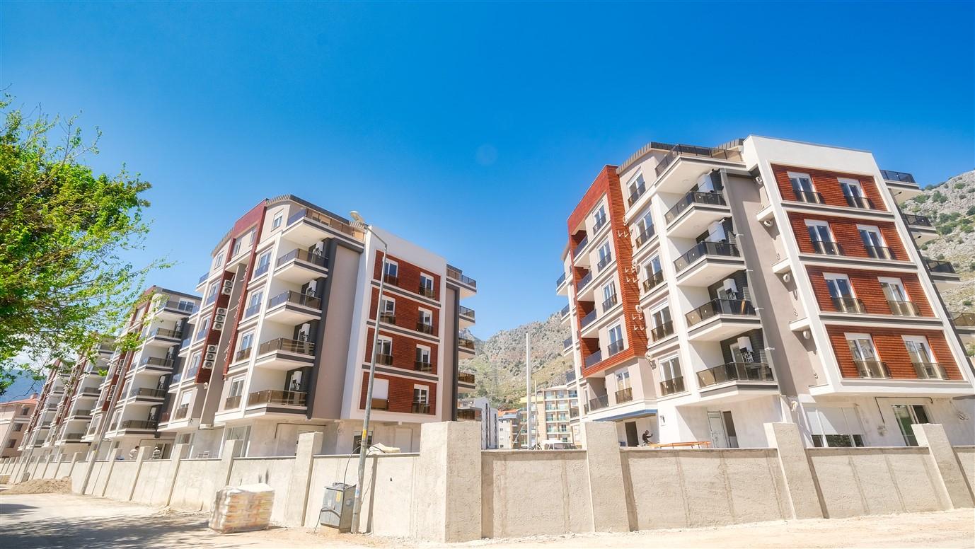 Новая двухкомнатная квартира в районе Коньяалты - Фото 9
