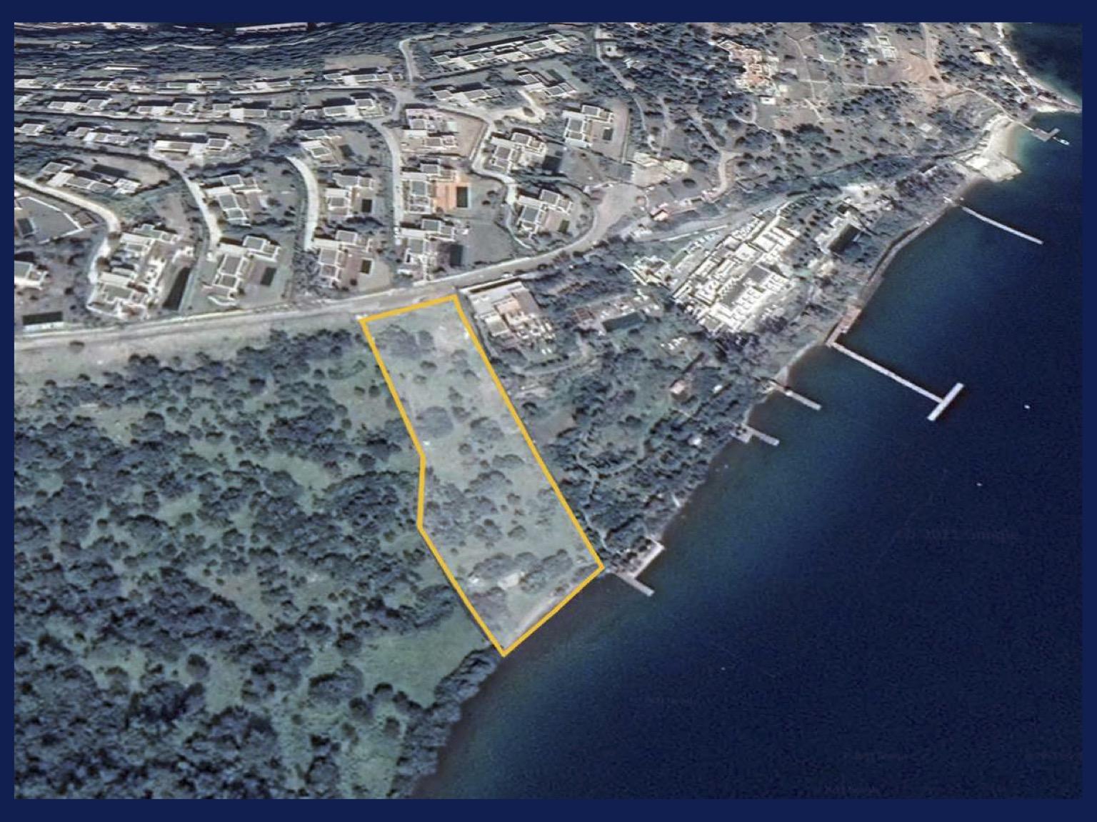 Земельный участок на берегу Эгейского моря - Фото 2