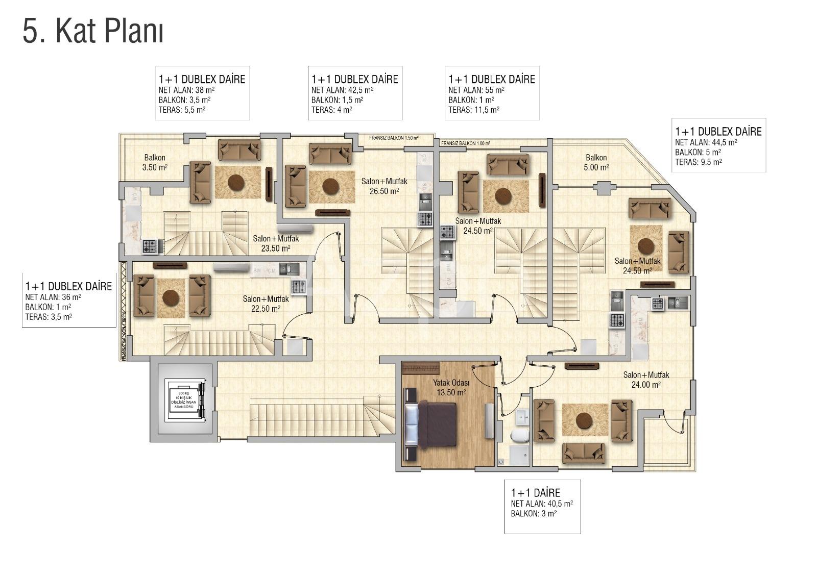 Квартиры в комплексе по привлекательной цене - Фото 11