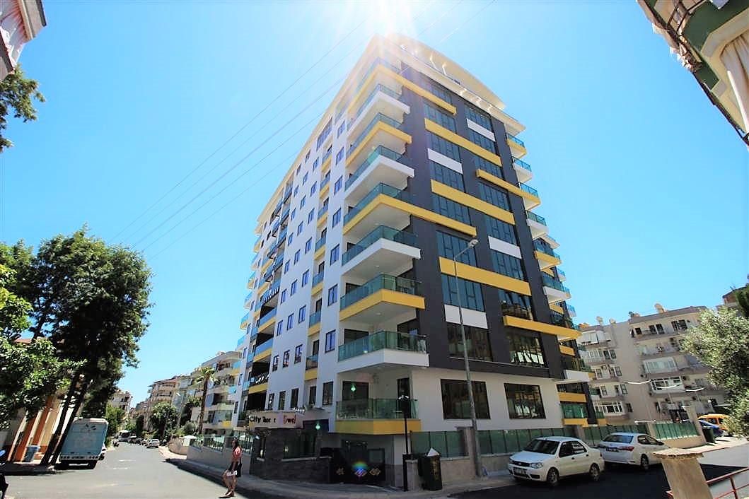 Меблированная квартира 2+1 закрытого типа планировки - Фото 1