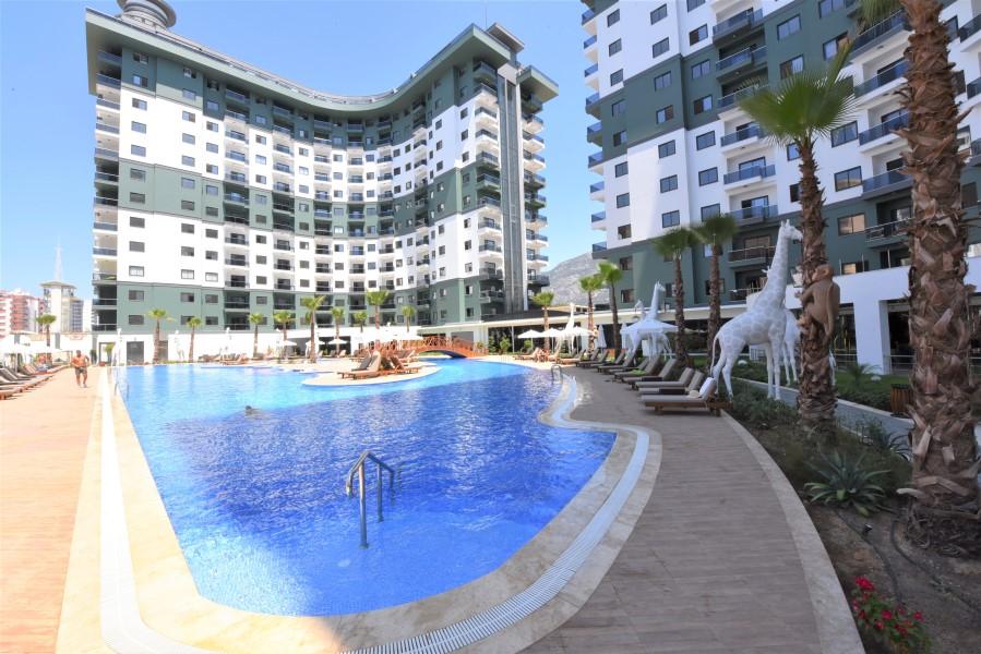 Новая двухкомнатная квартира в современном жилом комплексе отельного типа - Фото 1