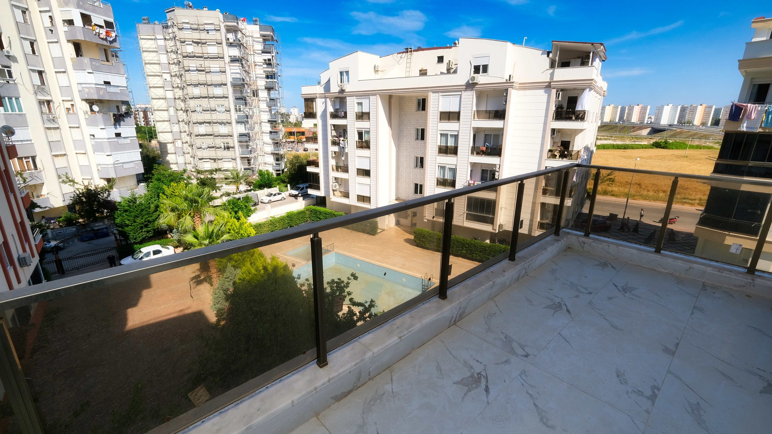 Квартиры в новом жилом комплексе Антальи - Фото 11