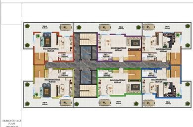 Элитные квартиры в новом проекте жилого комплекса в Махмутларе - Фото 27