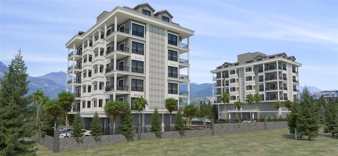 Современные квартиры различных планировок в новом инвестиционном проекте - Фото 2
