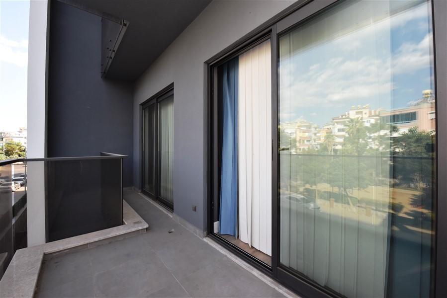 Уютная меблированная квартира 1+1 рядом с пляжем Клеопатры - Фото 26