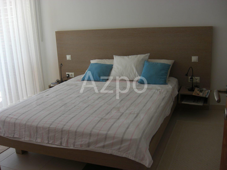Квартира 2+1 с панорамным видом Бодрум - Фото 2
