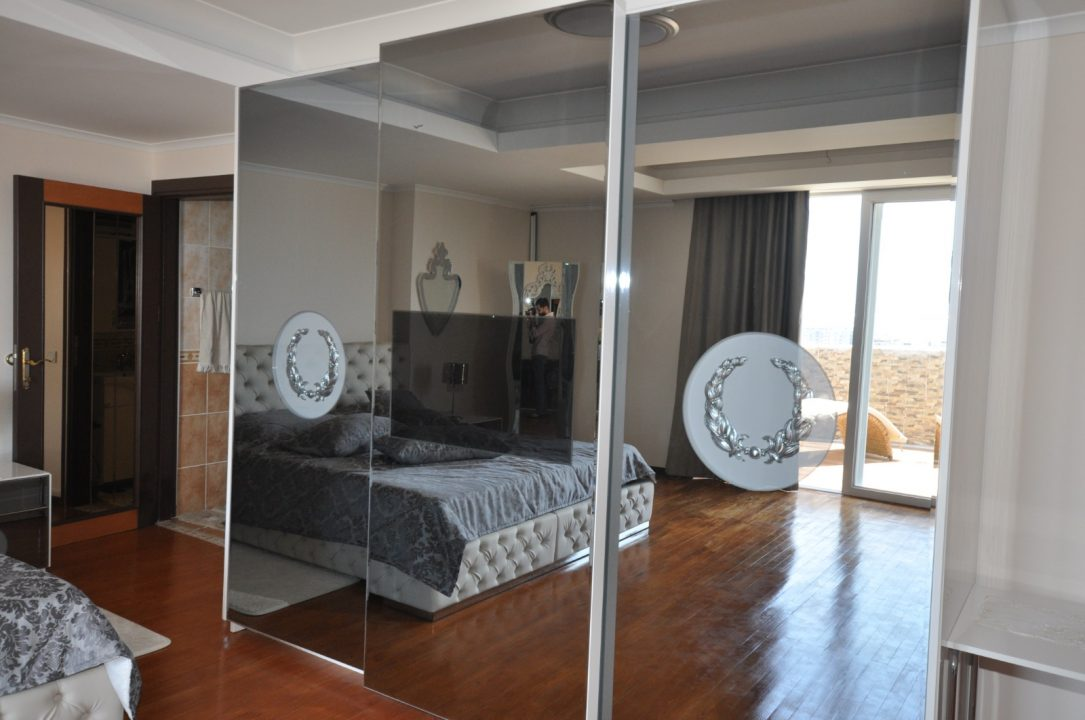 Меблированная квартира 2+1 с видом на море - Фото 16