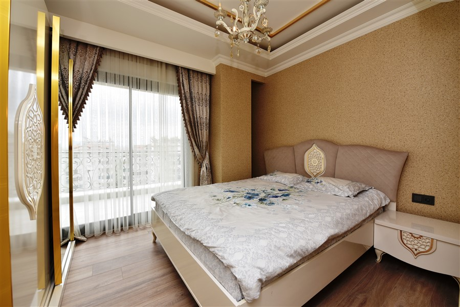 Меблированная квартира 2+1 в центре Аланьи - Фото 20