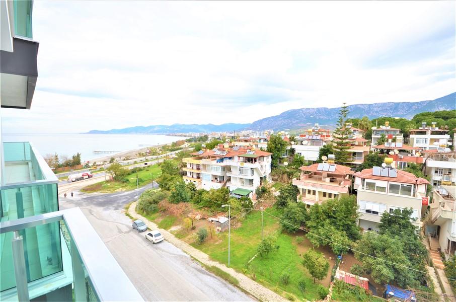 Меблированная квартира 2+1 с видом на Средиземное море - Фото 36