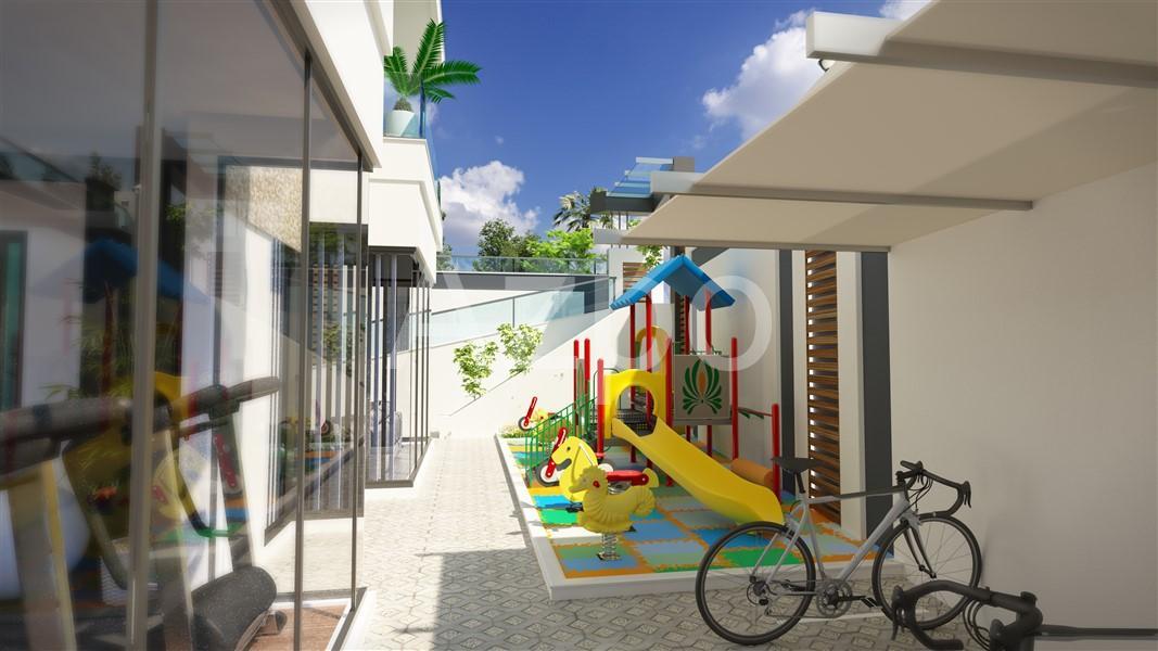 Новый жилой комплекс в районе Махмутлар - Фото 9
