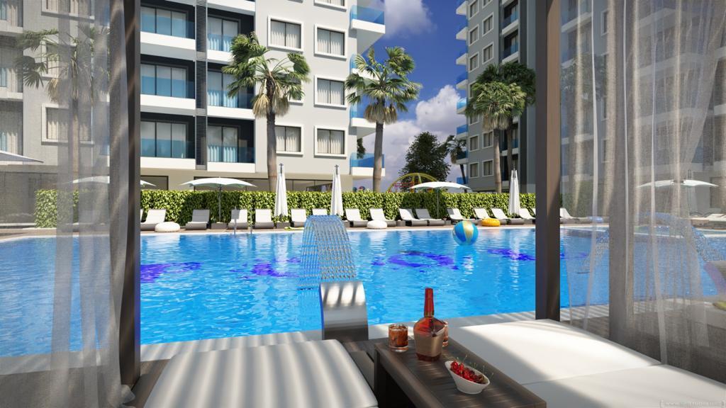 Элитные квартиры в новом проекте жилого комплекса в Махмутларе - Фото 3