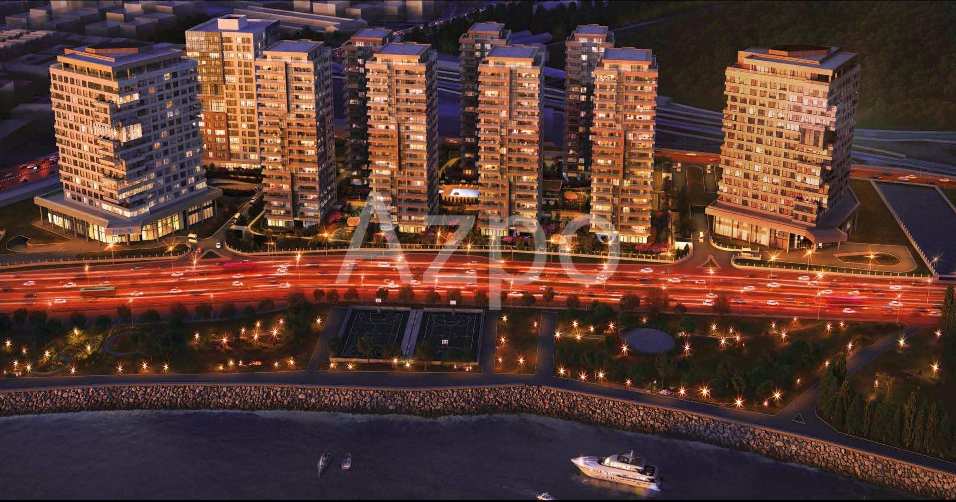 Квартиры в новом жилом комплексе у берега Мраморного моря - Фото 3