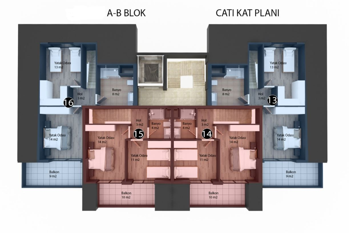 Новые квартиры в районе Кестель - Фото 32
