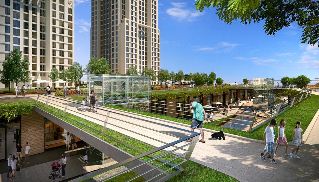 Новые квартиры в готовом комплексе район Эсеньюрт - Фото 6