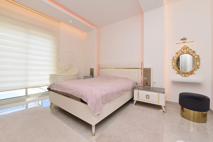 Трёхкомнатная квартира с мебелью в районе Махмутлар - Фото 27
