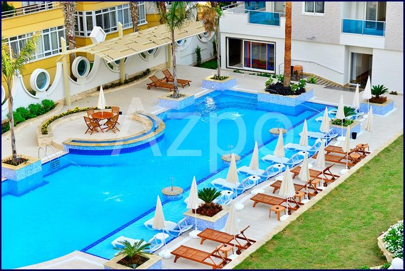 Квартира 2+1 в комплексе с собственным пляжем - Фото 9
