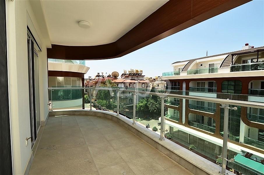 Двухкомнатная квартира в центре Алании - Фото 14
