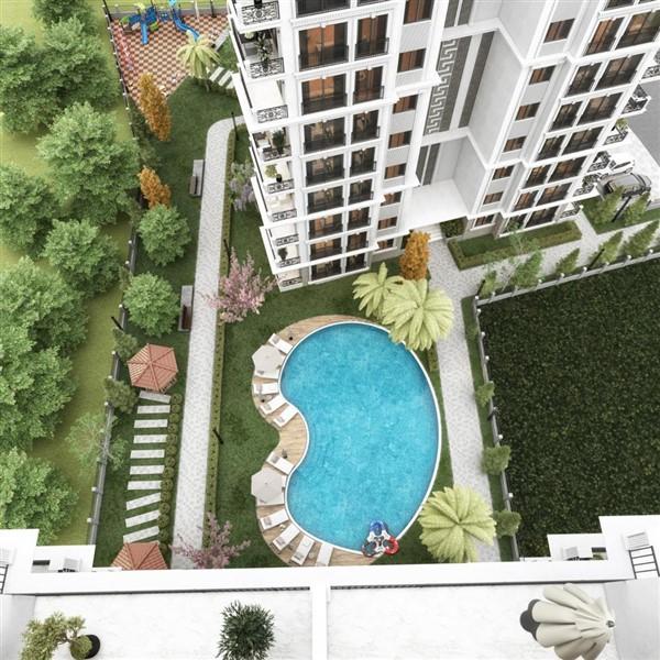 Новые квартиры в центре Аланьи по ценам застройщика - Фото 16