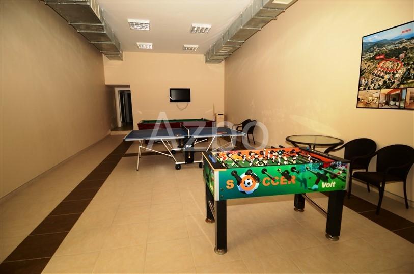 Апартаменты 2+1 в благоустроенном районе Алании - Фото 19