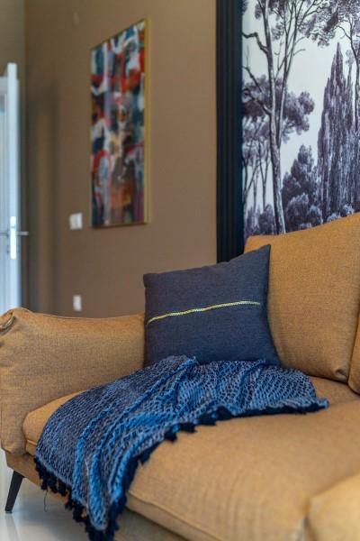 Уютная меблированная квартира 1+1 в роскошном жилом комплексе с инфраструктурой - Фото 39