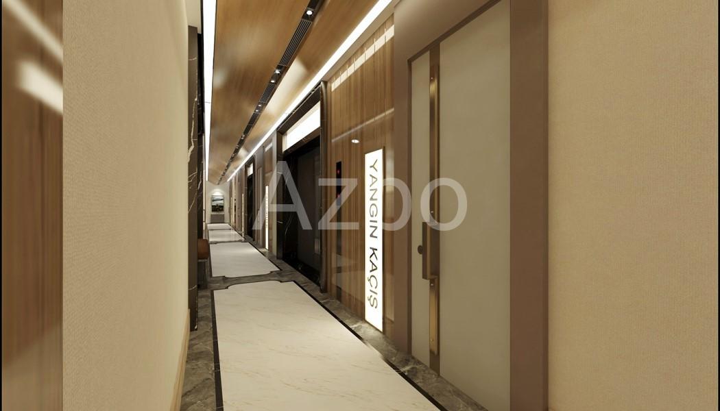 Новый проект в районе Кепез Анталии - Фото 10