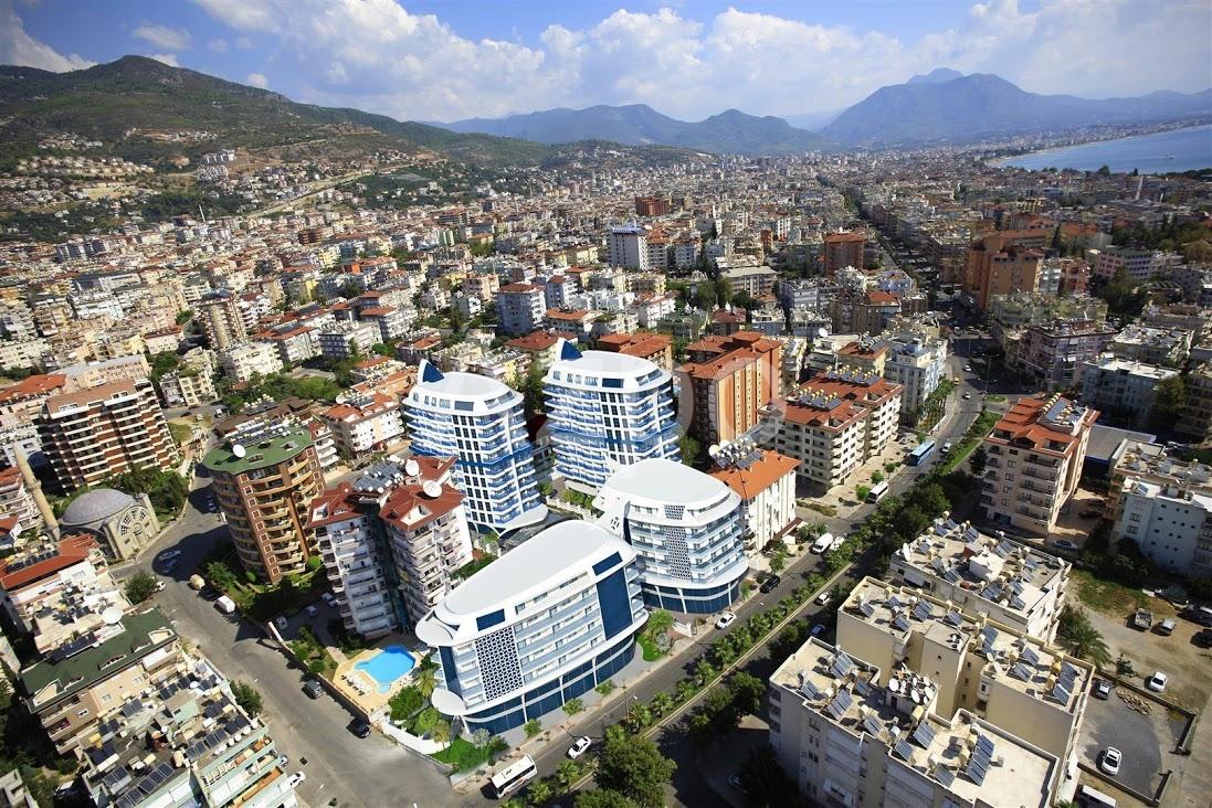 Апартаменты в центре Алании - Фото 2