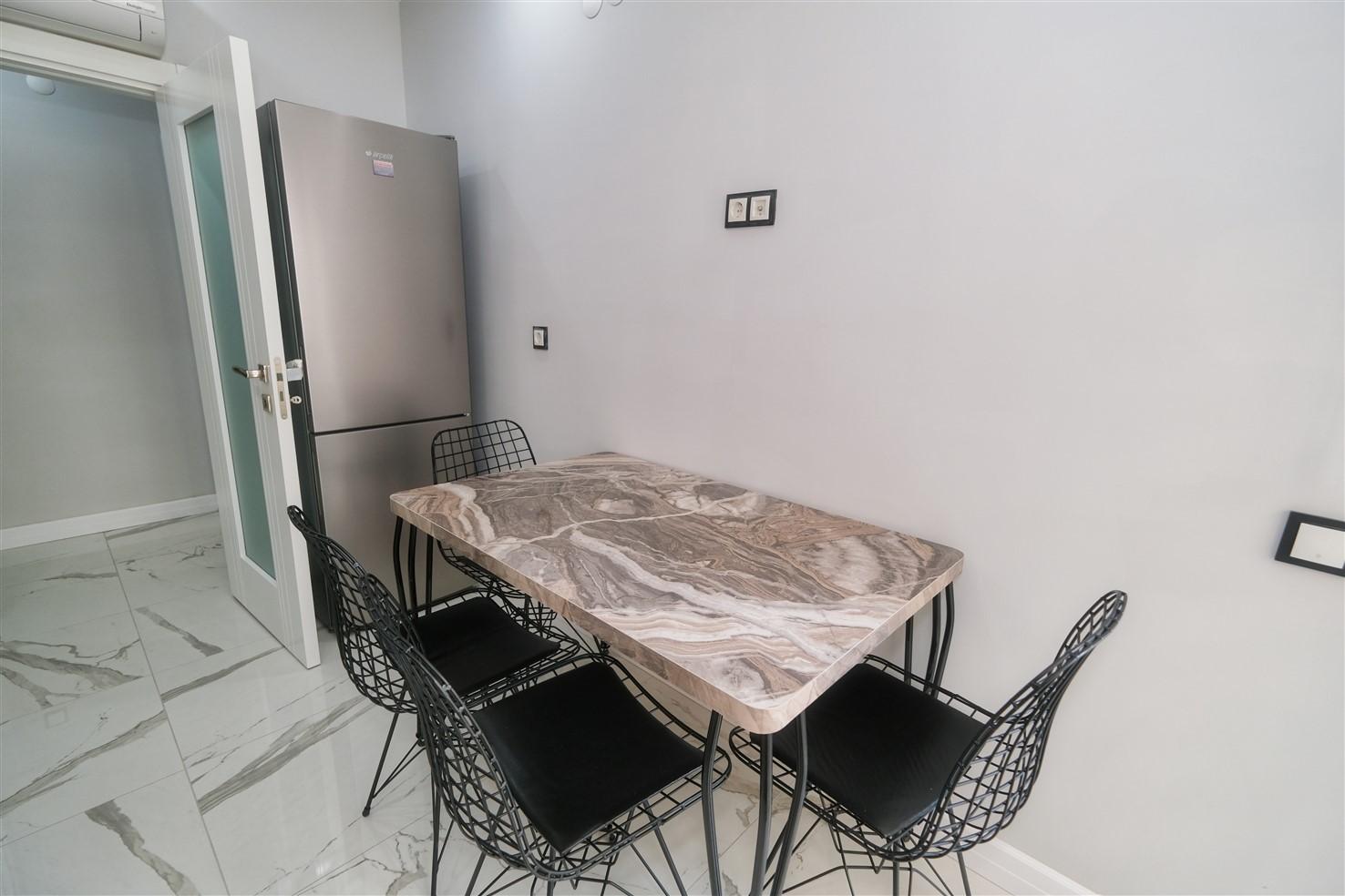 Трёхкомнатная квартира в центре Антальи - Фото 27