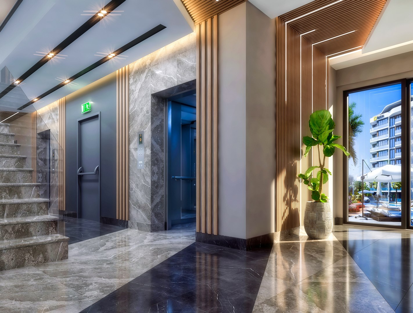 Современные квартиры в элитном комплексе Антальи - Фото 29
