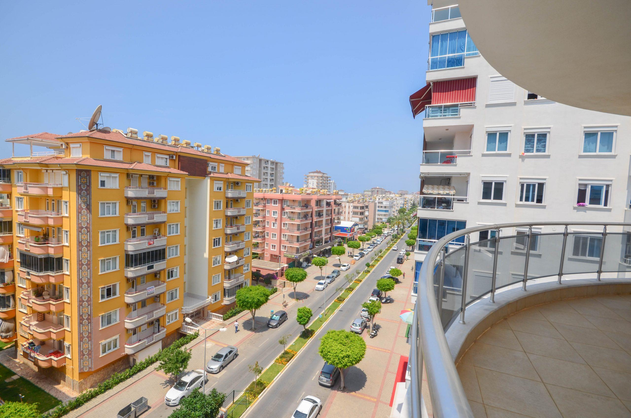 Трёхкомнатная квартира в районе Махмутлар - Фото 9