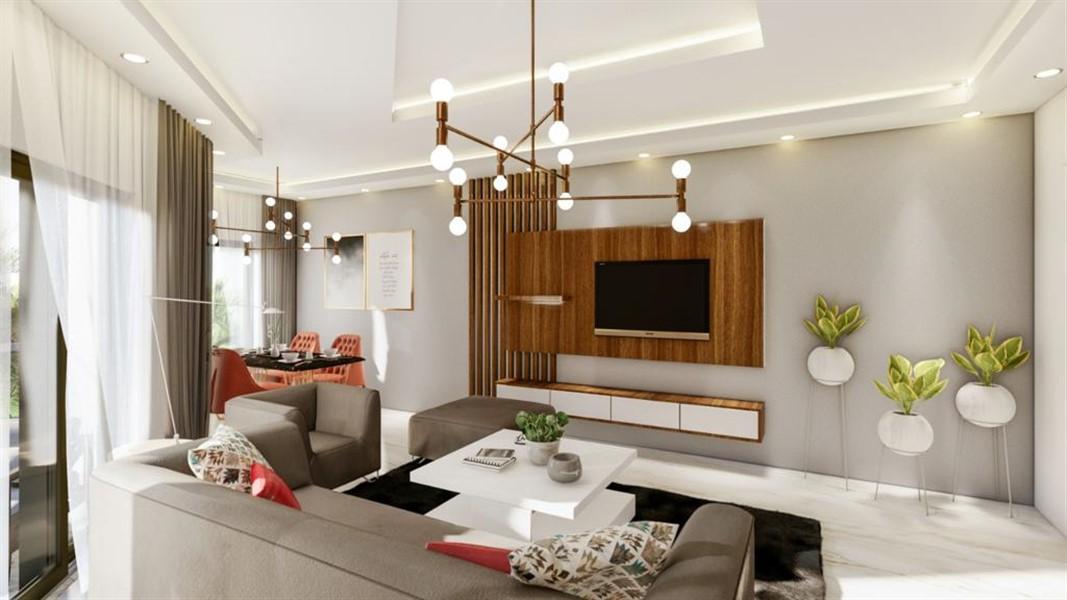 Роскошные видовые квартиры в Махмутларе - Фото 21
