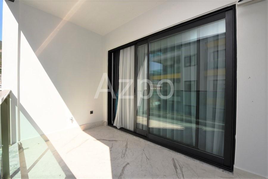 Меблированная квартира 1+1 в центре Алании - Фото 24