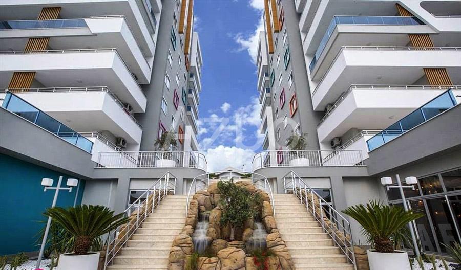 Квартиры в новом комплексе в районе Авсаллар - Фото 11