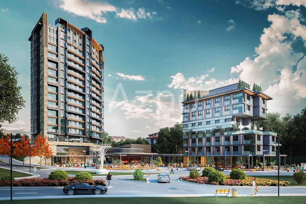 Новый инвестиционный проект в Кадыкёй - Фото 1