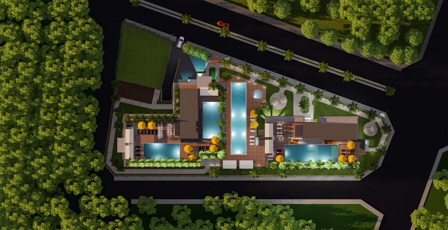 Инвестиционный проект в районе Аксу Анталия - Фото 12