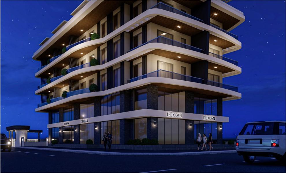 Новые квартиры на побережье Средиземного моря - Фото 10
