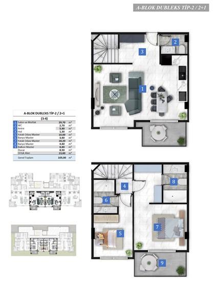 Уникальный проект жилого комплекса премиум класса - Фото 45