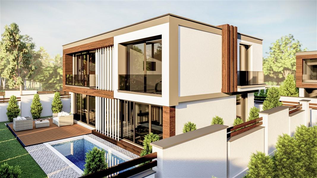 Инвестиционный проект жилого комплекса частных вилл в посёлке Авсаллар - Фото 6