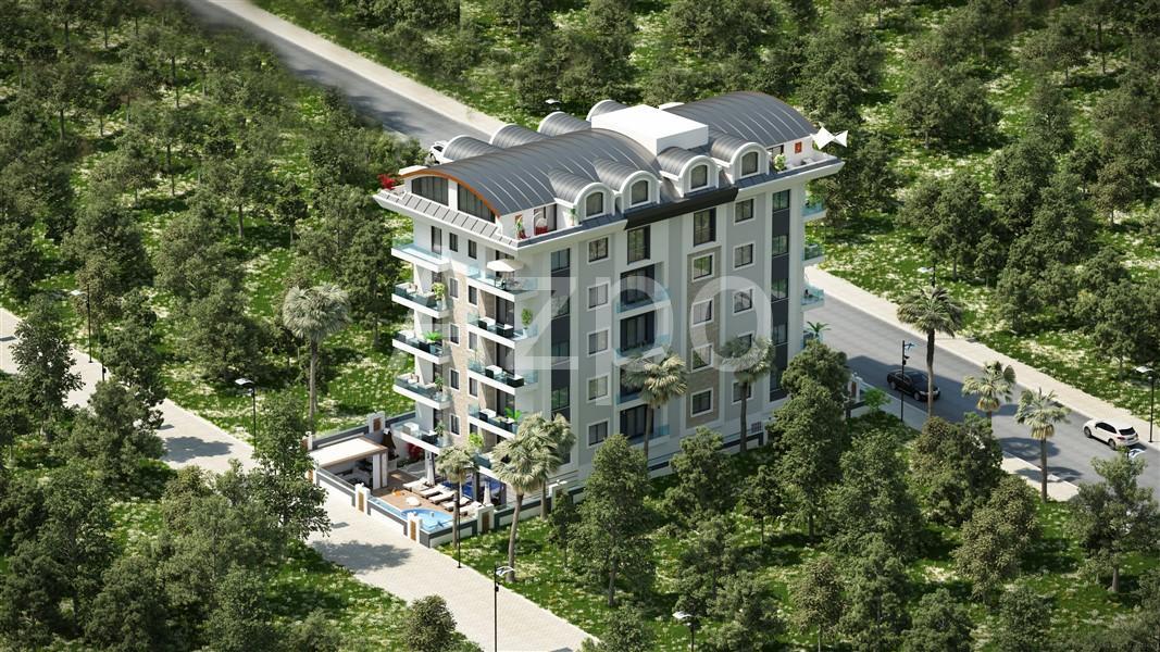 Новый жилой комплекс в районе Махмутлар - Фото 7