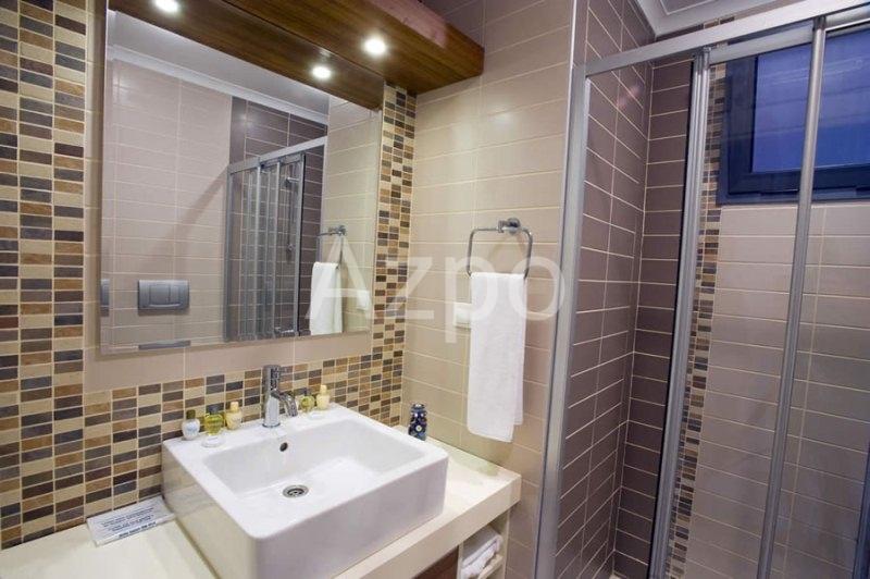 Меблированные апартаменты 1+1 под ключ в Чешме - Фото 13