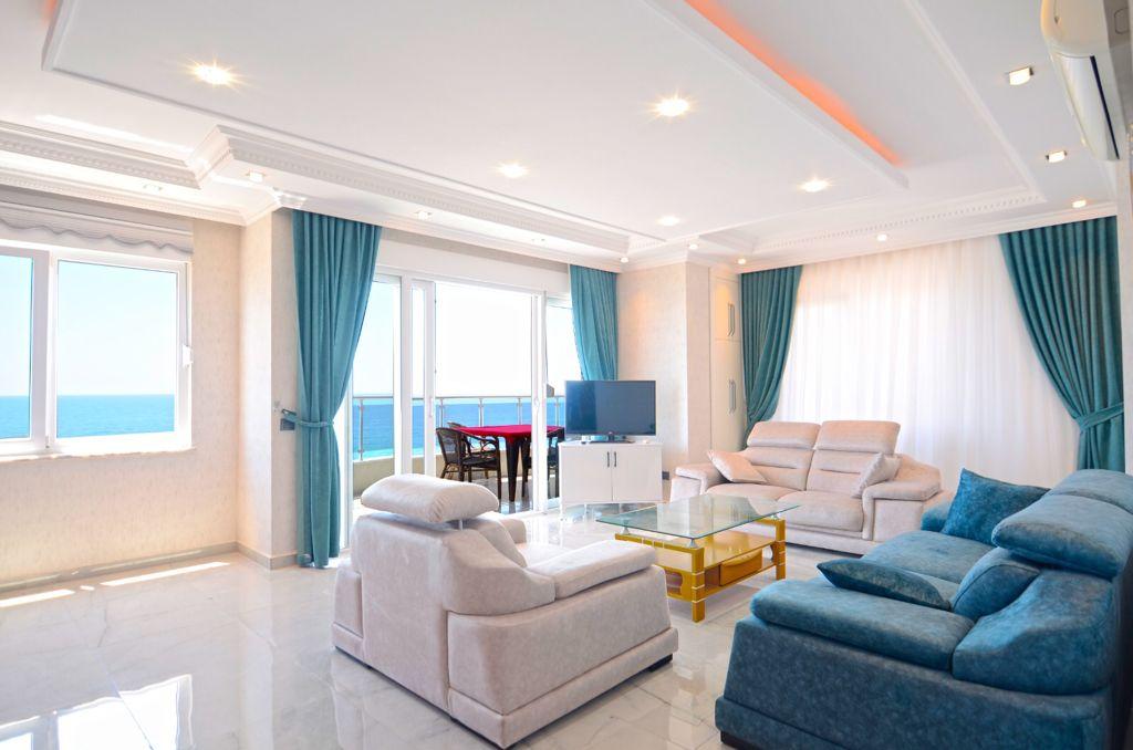 Трёхкомнатная квартира с впечатляющим видом на Средиземное море - Фото 5