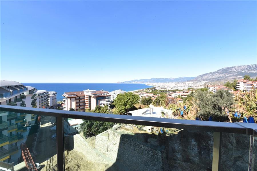 Квартира 2+1 с видом на Средиземное море в Каргыджаке - Фото 22