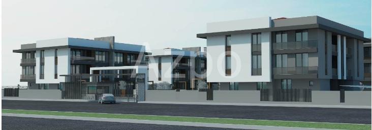 Квартиры в новом комплексе Дошемеальты - Фото 2