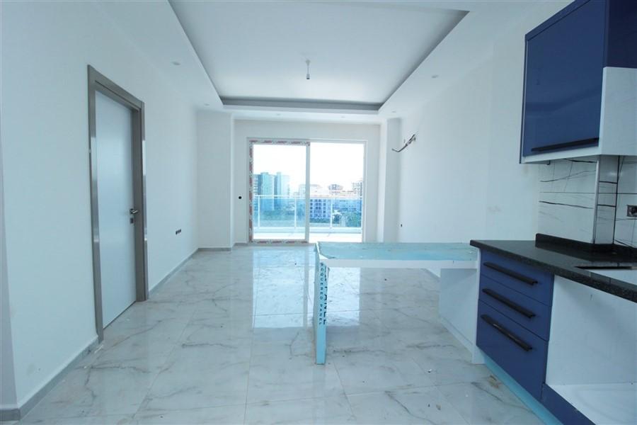 Новая двухкомнатная квартира в районе Махмутлар - Фото 4