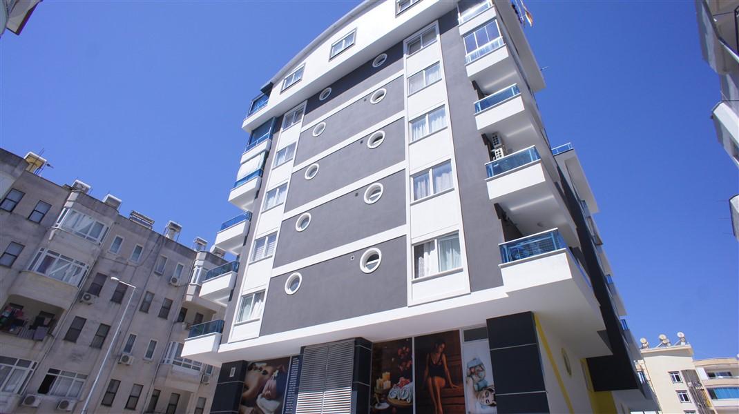 Апартаменты 1+1 в Махмутлар - Фото 1