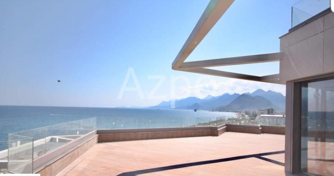 Luxury проект на первой береговой линии в Коньяалты Анталия - Фото 6